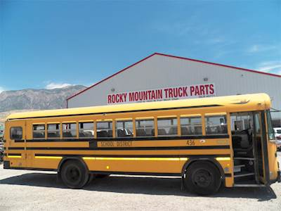 Blue Bird For Sale - Rocky Mountain Truck Parts