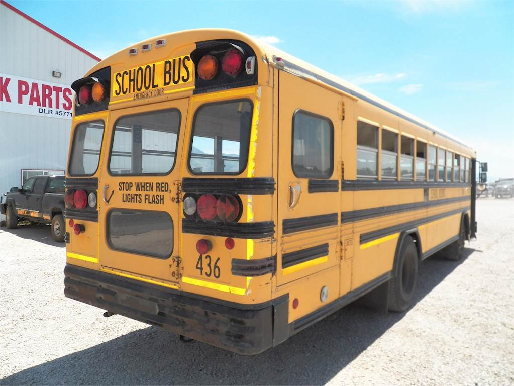 1995 BLUEBIRD TC2000 Bus For Sale - Farr West, UT - Rocky Mountain