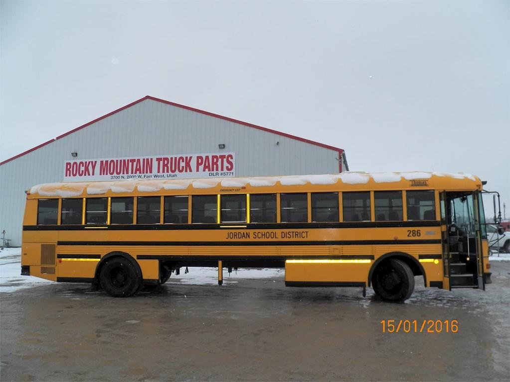 1999 Thomas School Bus Bus For Sale, 16,929 Miles | Ogden, UT | 076022-TMS  | MyLittleSalesman com