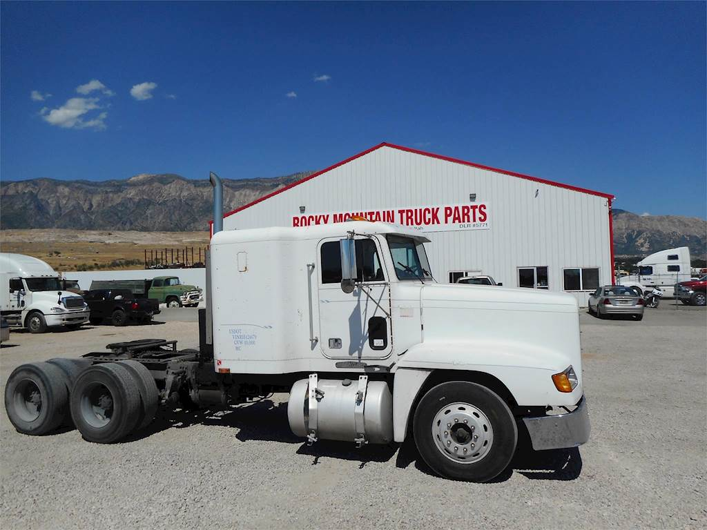 1994 Freightliner Fld120 Day Cab Truck For Sale 845 837 Miles