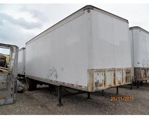 Monon MA3-32-SA-28W Dry Van Trailer