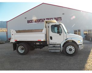 Freightliner BUSINESS CLASS M2 106 Medium Duty Dump