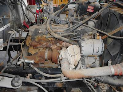 Cummins 350 Big Cam Engine for a 1980 International 2500/2600/8100/8200/8300