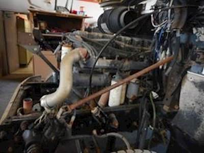 Detroit DD15 Engine for a 2008 Freightliner CST120