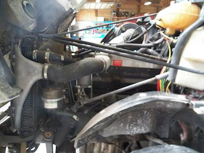Mercedes Benz MBE 4000 Engines For Sale