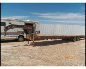 Loadmaster Flatbed Trailer
