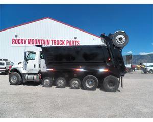 International 7700 Heavy Duty Dump Truck