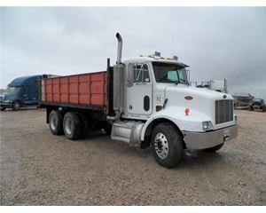 Peterbilt 330 Heavy Duty Dump Truck