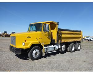 Volvo ACL64BT Heavy Duty Dump Truck