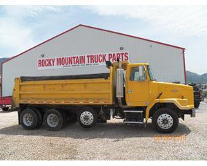 Volvo ACL64BT Heavy Duty Dump Truck