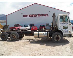 Autocar Xpeditor Parts