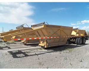 HARRIS Semi-Bottom Dump Trailer