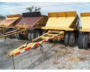 Load King 1015R Semi-Bottom Dump Trailer