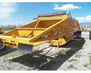 Load King 1827 3-2 Semi-Bottom Dump Trailer