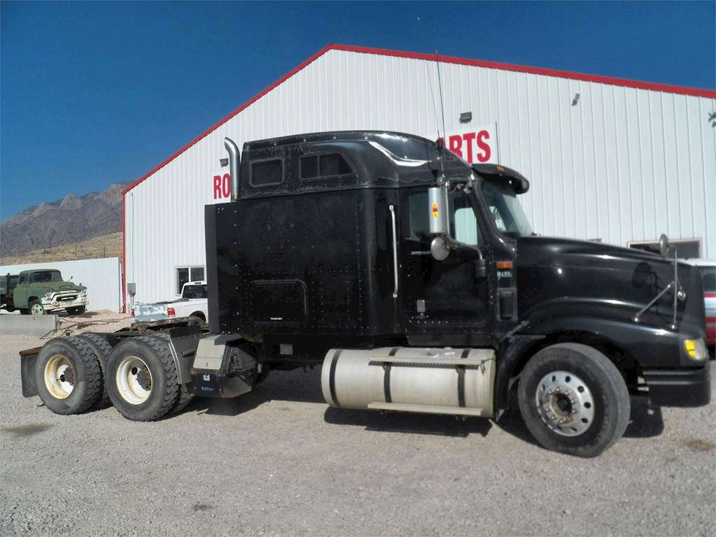 2005 International 9400i Sleeper Semi Truck For Sale, 853,978 Miles |  Ogden, UT | 013991-INT | MyLittleSalesman com