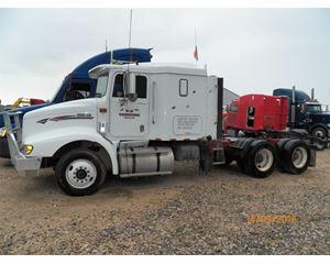 International 9200 Sleeper Truck