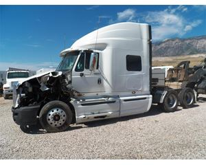 International PROSTAR+ Sleeper Truck