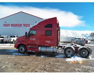 Kenworth T2000 Sleeper Truck