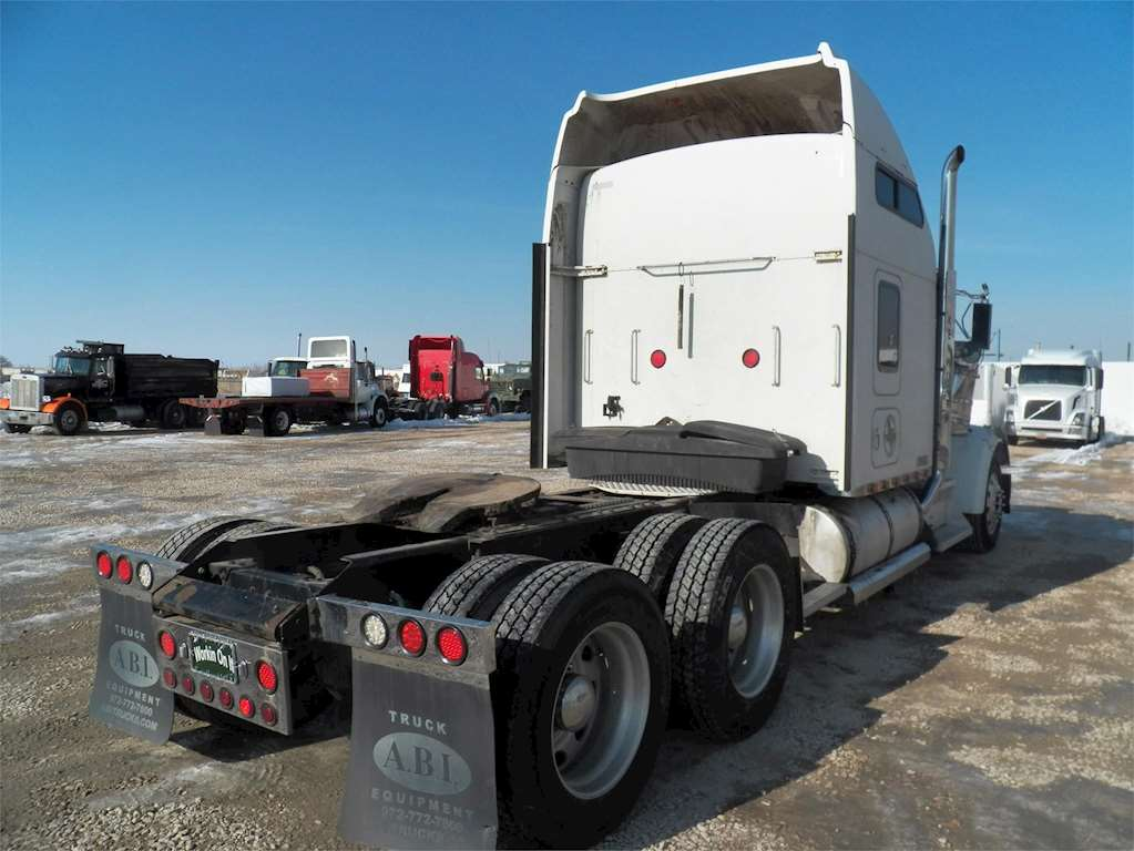 2000 Kenworth W900 Sleeper Truck For Sale, 893,177 Miles ...