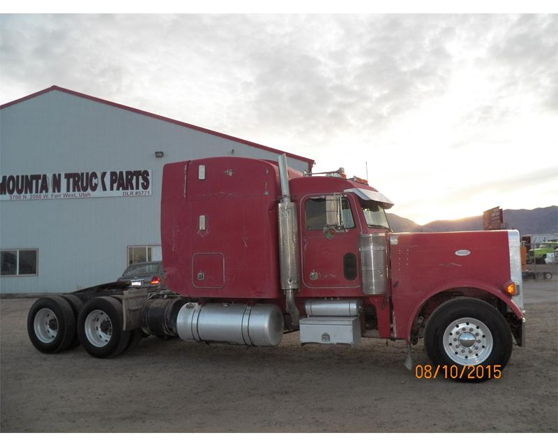 1997 peterbilt 379 sleeper truck for sale ogden ut