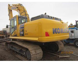 Komatsu PC390LC-10 Excavator