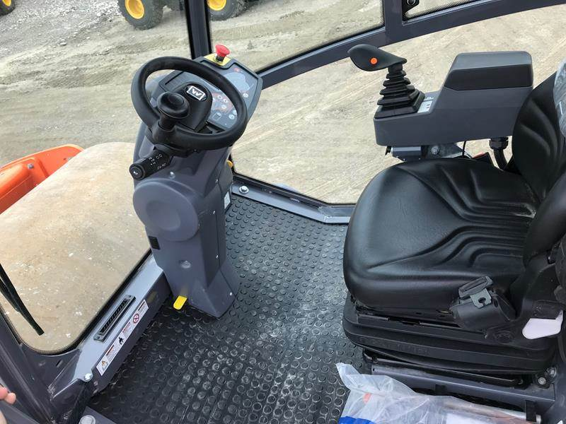 2018 Hamm H12I Smooth Drum Roller Compactor For Sale, 698