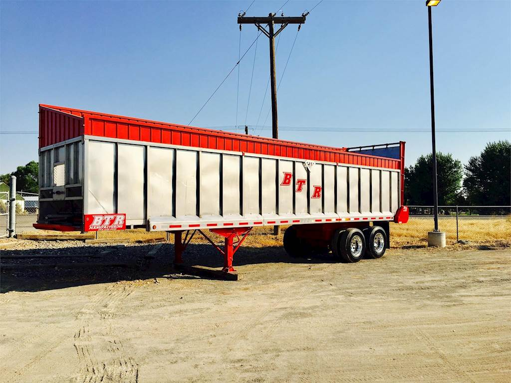 Trailers For Less >> 2020 Btr S St Less 36 Ext Live Floor Trailer For Sale Paul