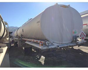 Beall 9500 Gallon Semi Crude Oil Tank Trailer