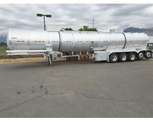 Polar 12,000 Gallon Semi Crude Oil Tank Trailer