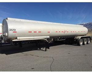 Trailmobile 8500 Gallon Insulated Semi Crude Oil Tank Trailer