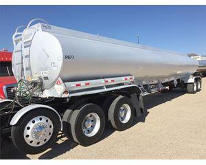 Polar Gasoline / Fuel Tank Trailer