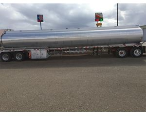 Polar 9500 Gallon Semi Gasoline / Fuel Tank Trailer