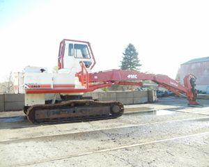 Link-Belt LS-3400TL C-Series II- Logging / Forestry Equipment