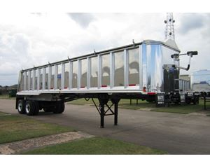 2017 MATE 36FT Semi-Frameless Dump Trailer