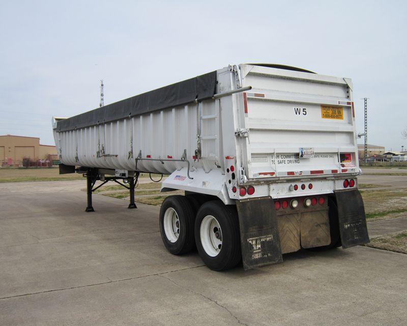 Alum trailers moreover Travis in addition 2014 Mate 30 End Dump Semi Trailer 1020156 together with 1995 Raglan Super B Aluminum End Dump Trailer as well 2000 Fruehauf 39FT End Dump Semi Trailer. on frameless dump trailer