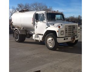 NAVISTAR/INTERNATIONAL IHC Water Truck Water Truck